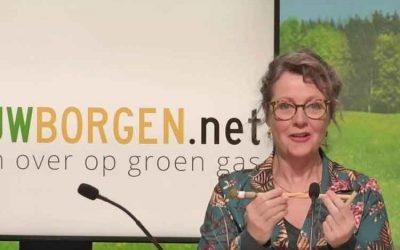 Conferentie Nieuwborgen.net: twee Groninger dorpen op groen gas; onze lessen en ervaringen