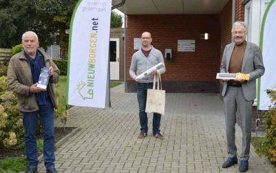 Hulp voor inwoners Nieuwolda en wagenborgen om gas te besparen