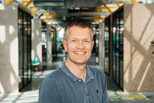 projectleider-Johan-Duut